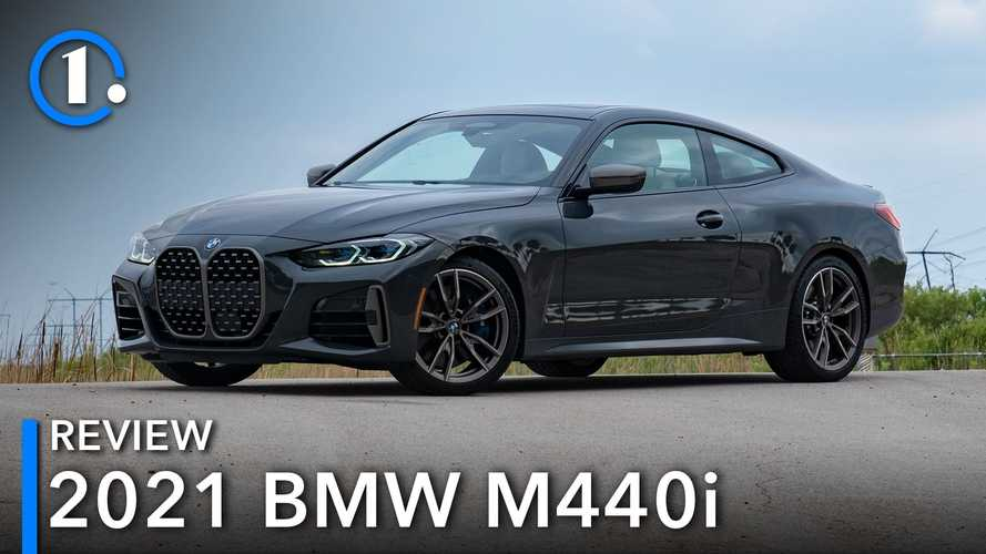 2021 BMW M440i Review: Vanilla With Extra Sprinkles