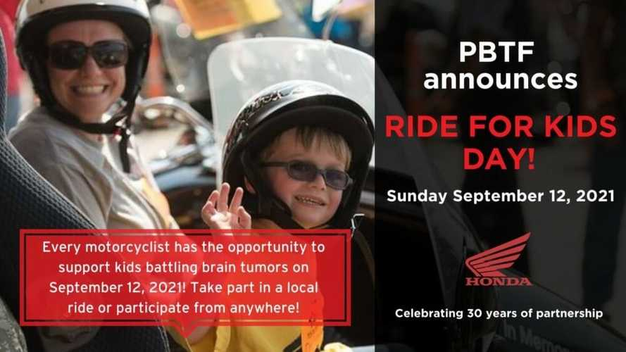 Ride For A Cause This September In Honda's Ride For Kids