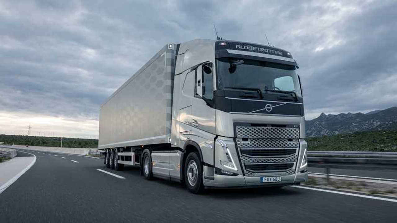 Volvo nuova generazione FH, FH16, FM, FMX in produzione