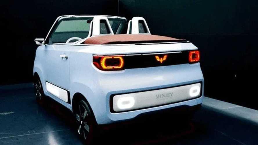 Wuling Hongguang Mini EV Cabrio Will Reach Europe Under The FreZe Froggy Name