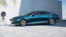 Genesis Electrified G80: Luxuriöse Limousine als Elektro-Erstling