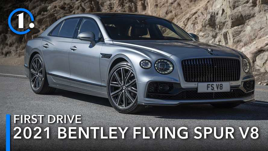 2021 Bentley Flying Spur V8 First Drive Review: Smaller Engine, Bigger Character