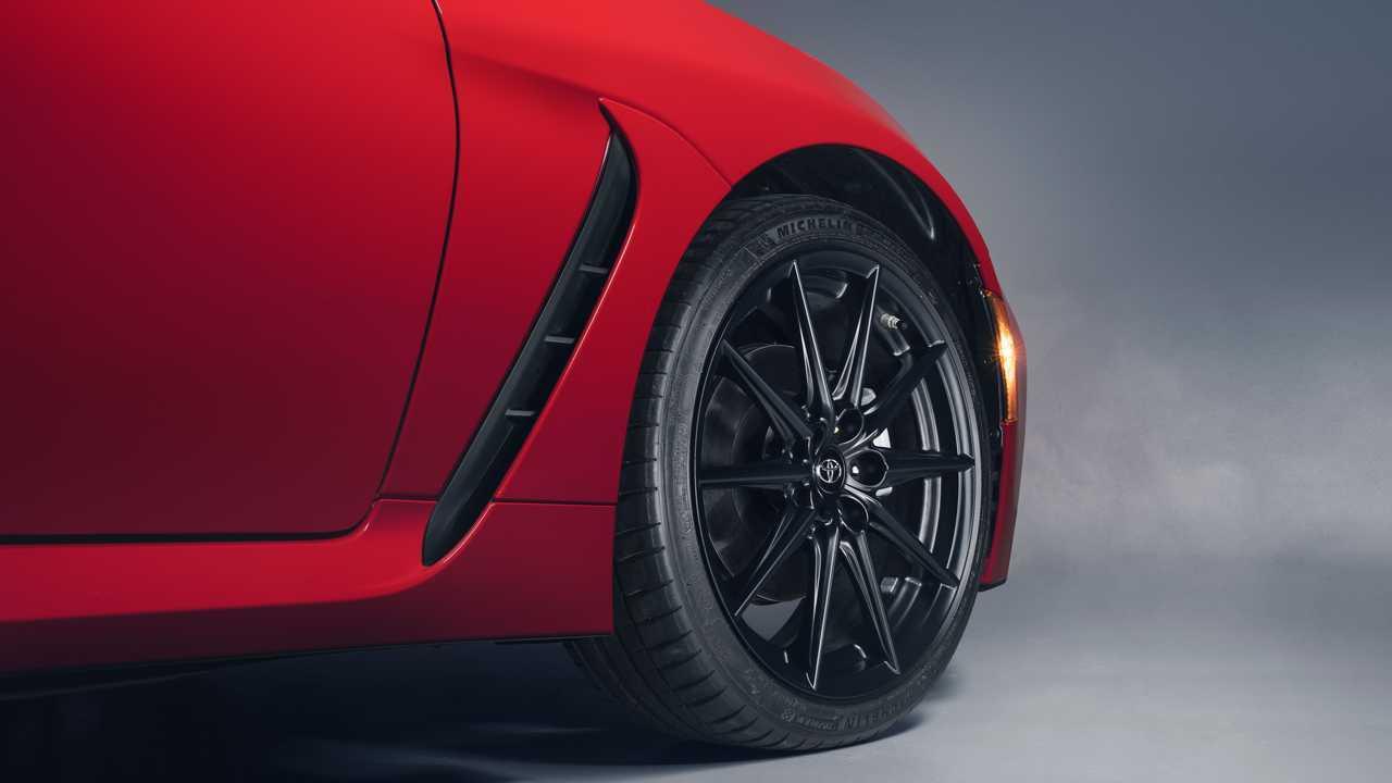 2022 Toyota GR 86 Ruedas exteriores