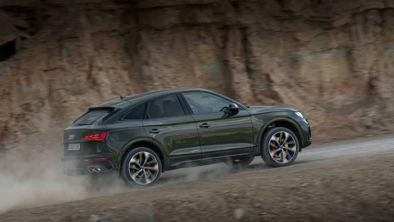 Primera prueba Audi SQ5 TDI Sportback 2021