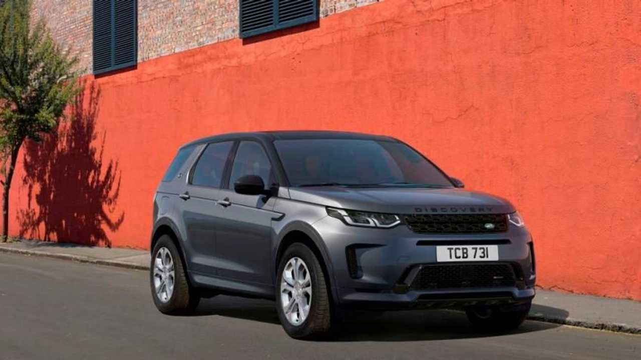 Discovery Sport Urban Edition