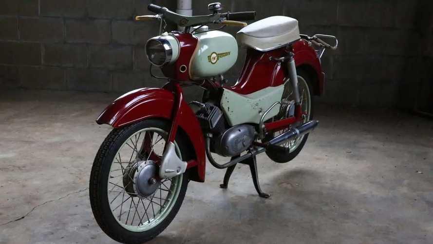 1968 Simson Spatz SR4-1