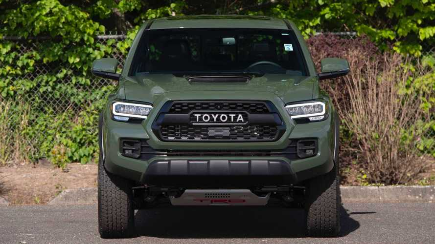 1-Millionth Toyota Tacoma Up For Auction