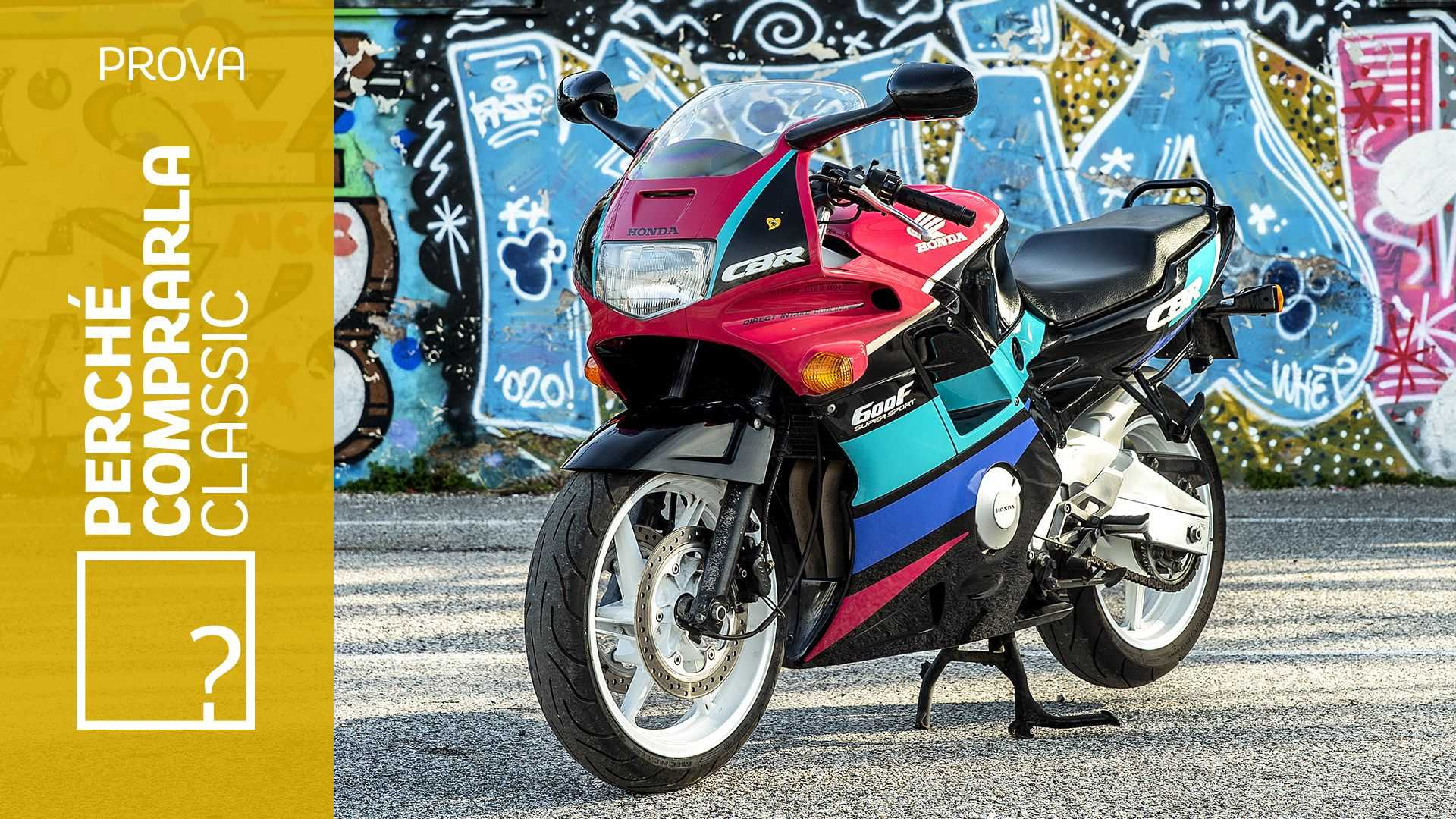 Honda CBR 600F 1991 | Perché Comprarla Classic