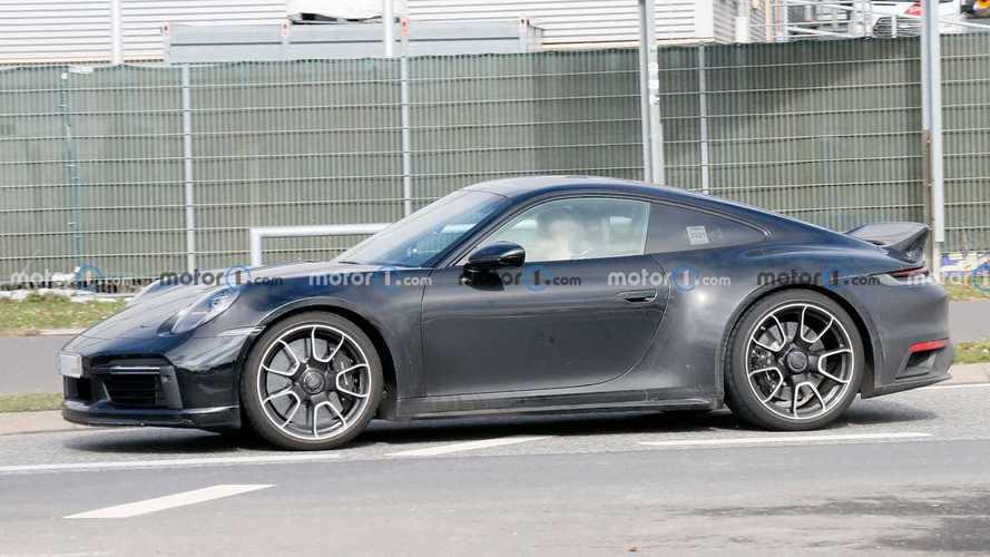 Porsche 911 Sport Classic Spy Photos