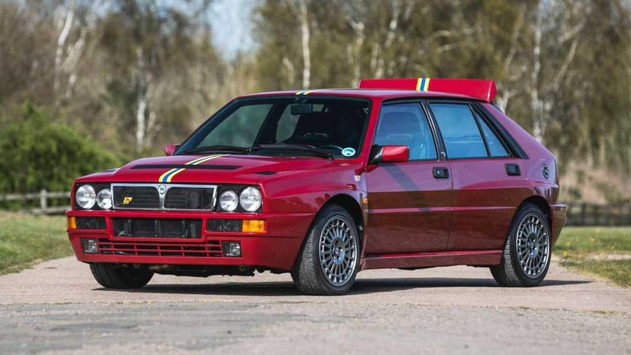 Lancia Delta HF Integrale Evo 2 Edizione Finale