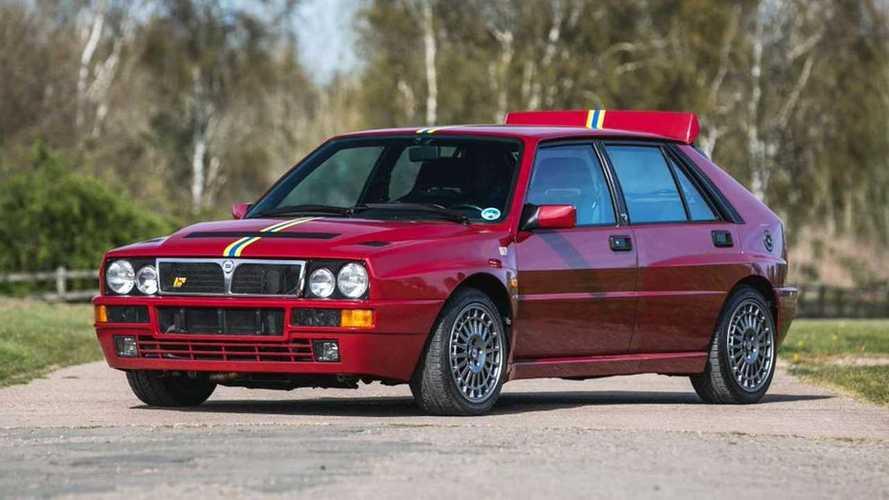 Lancia Delta Integrale Evo 2 Edición Final