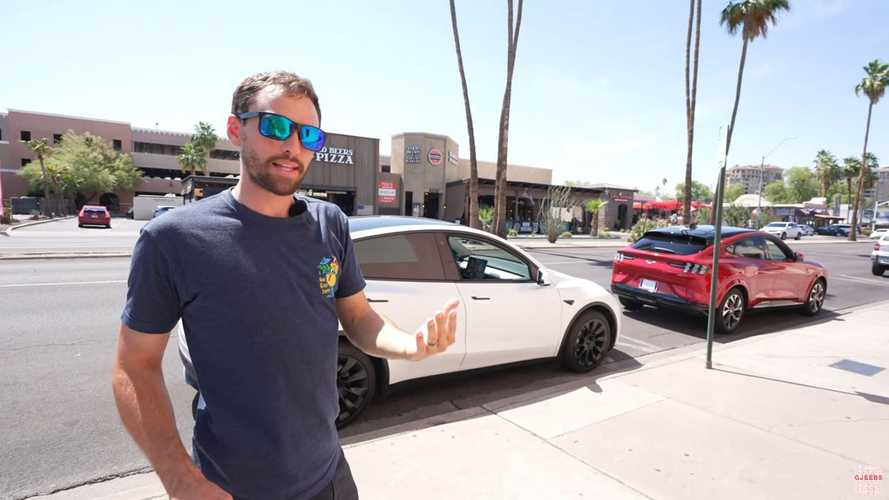 Tesla Model Y Or Mustang Mach-E: Which Do Random People Choose?