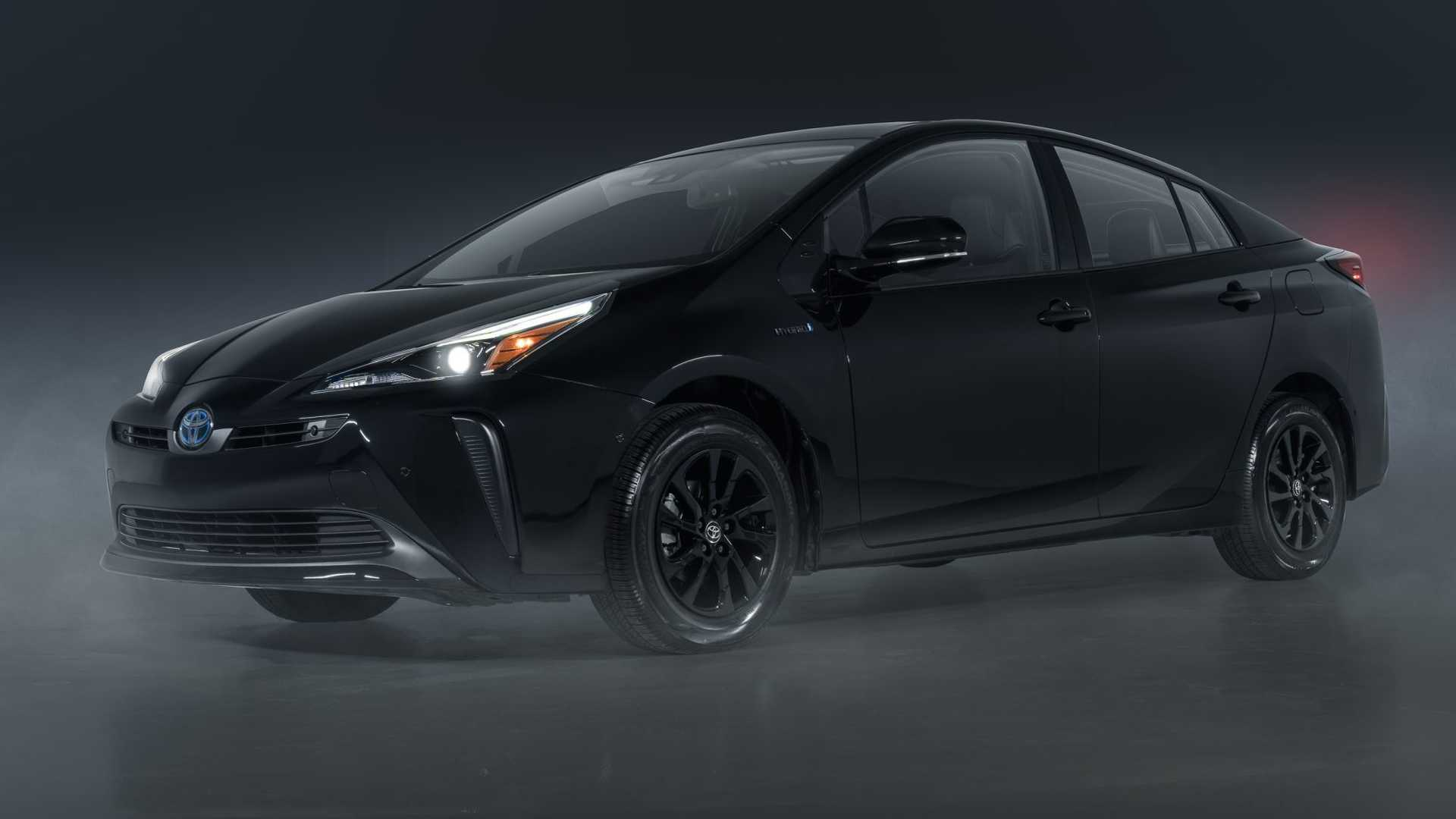 2022 Toyota Prius Nightshade Special Edition Front Three Quarters