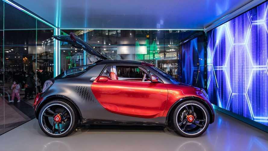 Così il mini-SUV elettrico di smart vuole conquistare il mondo