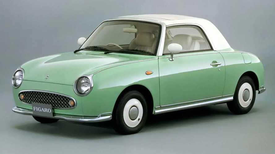 Nissan Figaro (1991): Kennen Sie den noch?