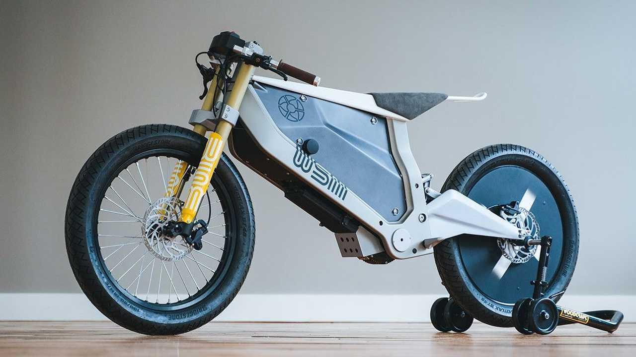 WSM Electric Bike Concept - Main