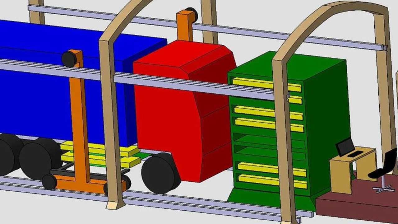 Battery Swap sperimentato dall'Università di Berlino