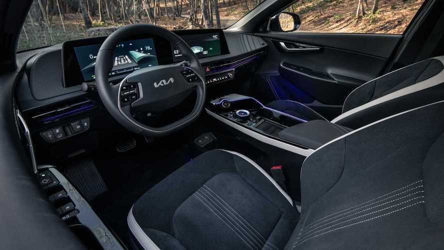 Kia EV6 2022 untuk Pasar Amerika Serikat