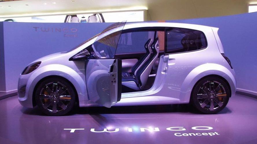 Renault Twingo Concept At Paris Motor1 Photos