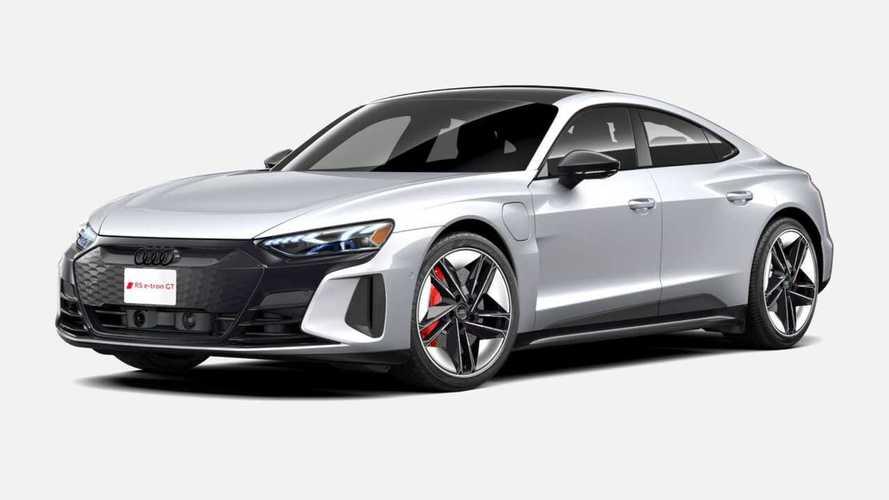Most Expensive 2022 Audi RS E-Tron GT