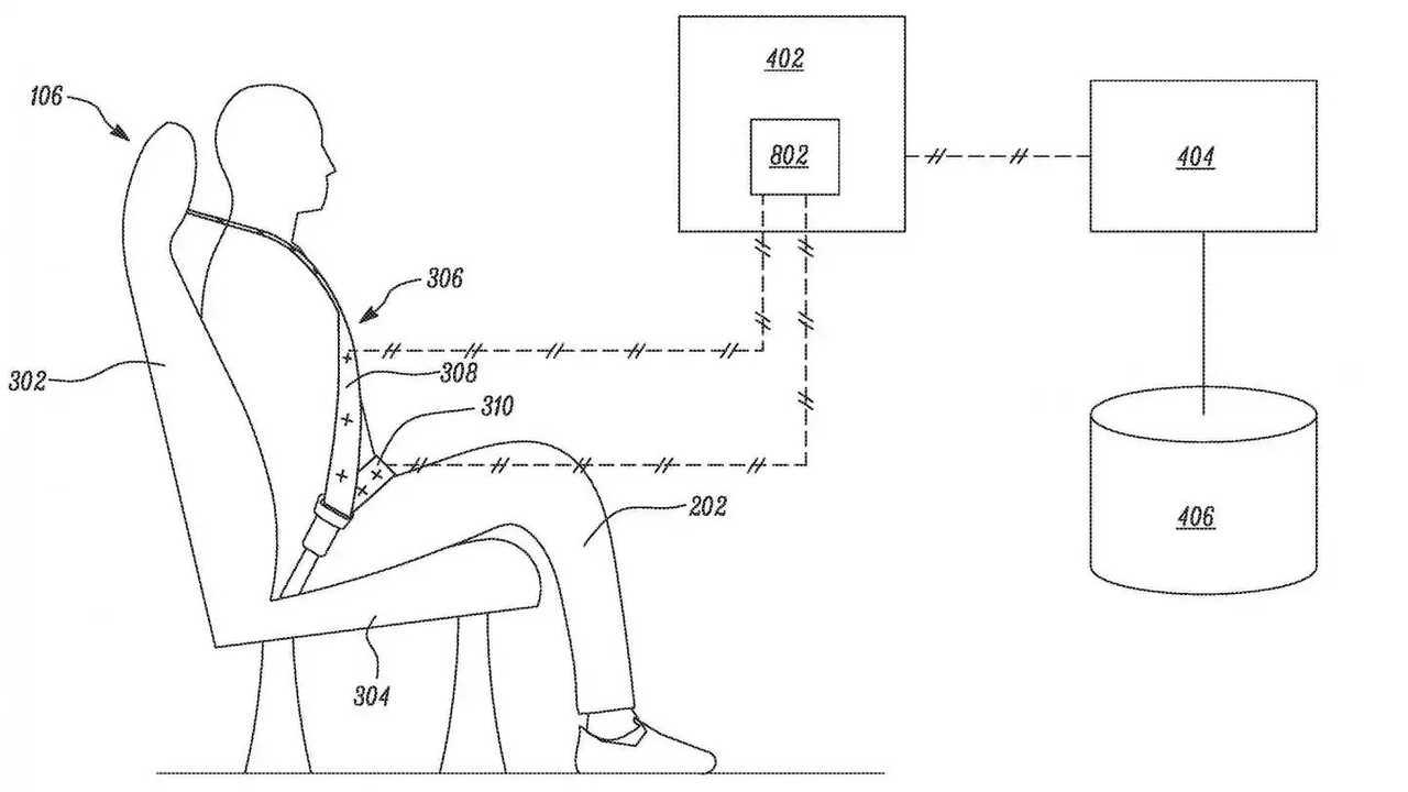 Tesla Seatbelt Usage System