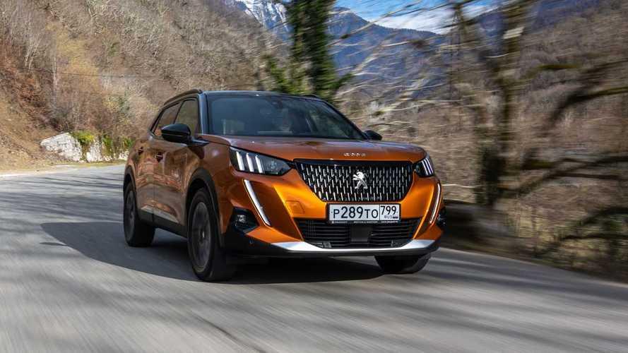 В Россию приедет самый мощный Peugeot 2008 с 8-ступенчатой АКП