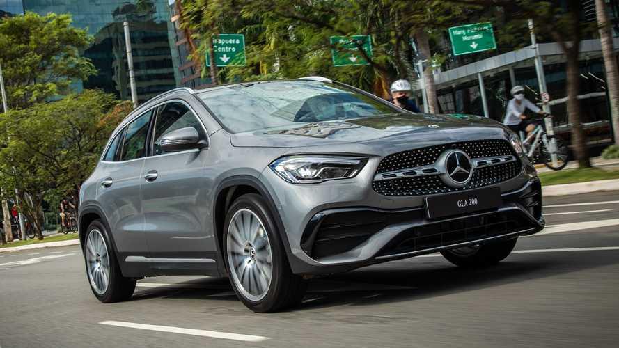Mercedes-Benz GLA 200 AMG Line 2021: Ficha técnica, preço e equipamentos