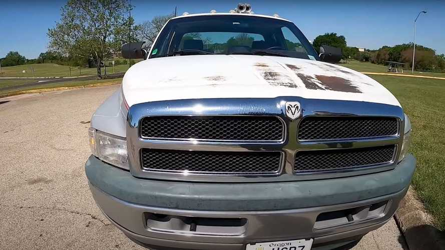 Man Somehow Gets 1997 Ram 3500 To Go 1.5 Million Miles