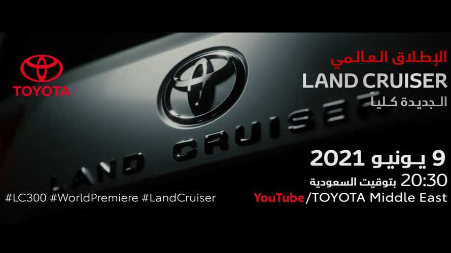 New Toyota Land Cruiser Debuts Today: See The Livestream