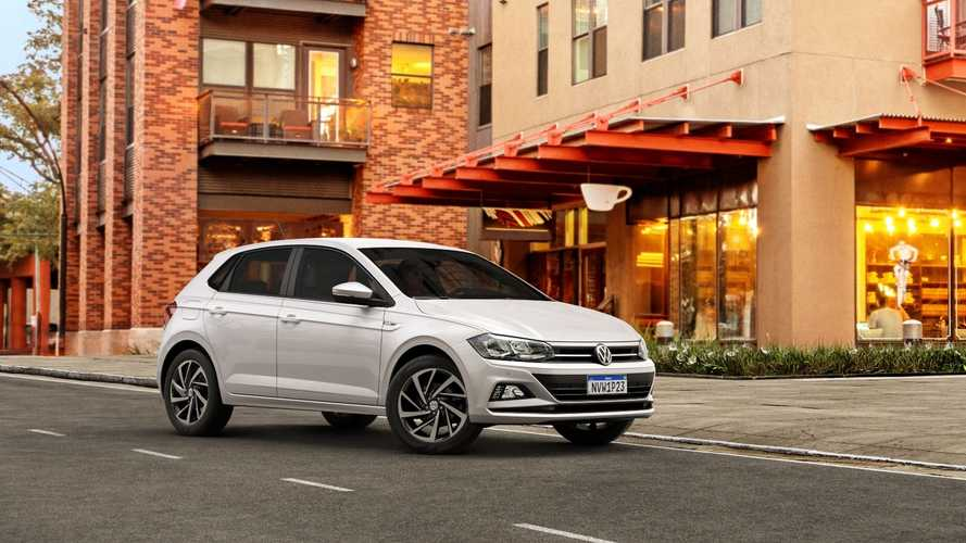 Volkswagen Polo e Virtus 2022 ganham central multimídia VW Play