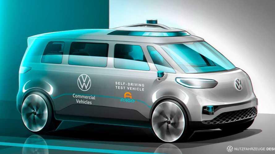 Volkswagen ID.BUZZ, firmanın ilk otonom aracı olacak