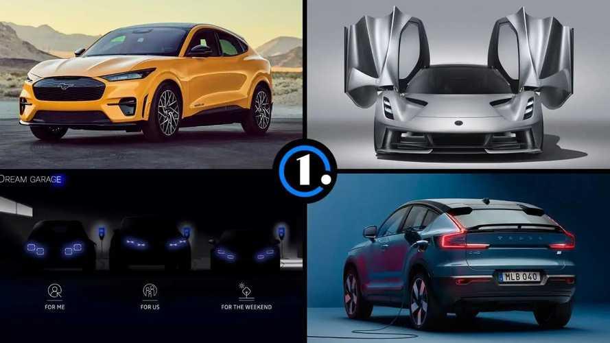 7 fabricantes que solo venderán coches eléctricos en un futuro cercano