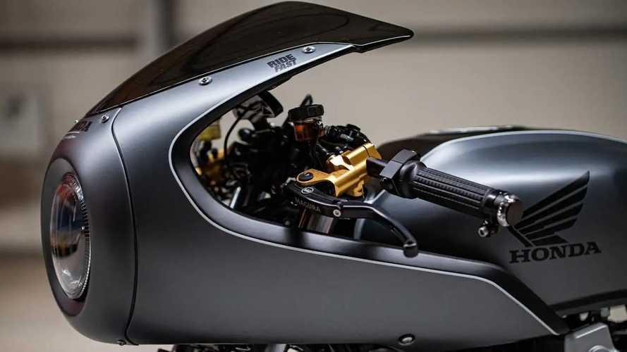 CB SevenFifty: 1993 Honda CB750