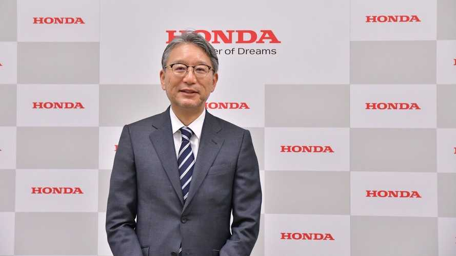 1 апреля Honda Motor сменит российского президента