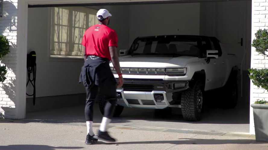 Lebron James Is Impressed After Tour Of Hummer EV