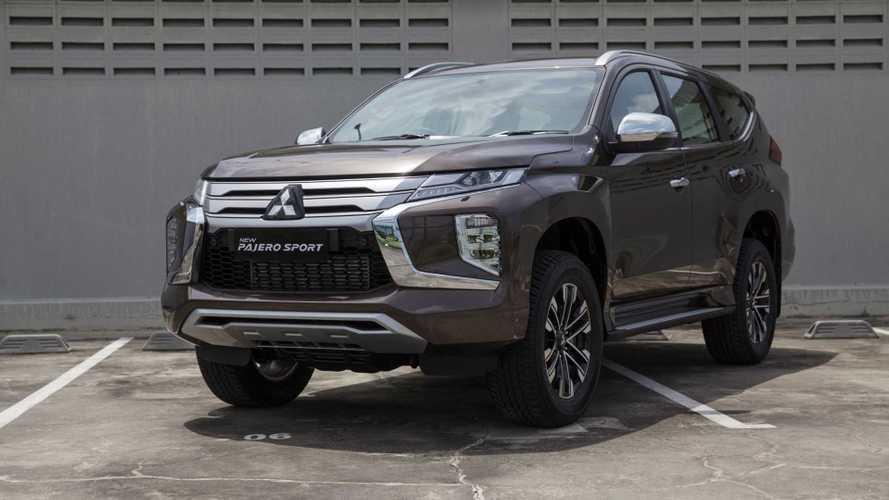 Ternyata, Mitsubishi Pajero Sport di Indonesia Paling Banyak di Dunia