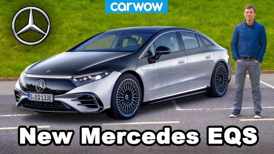 Mercedes-Benz EQS Gets Thumbs Up Review From Mat At Carwow