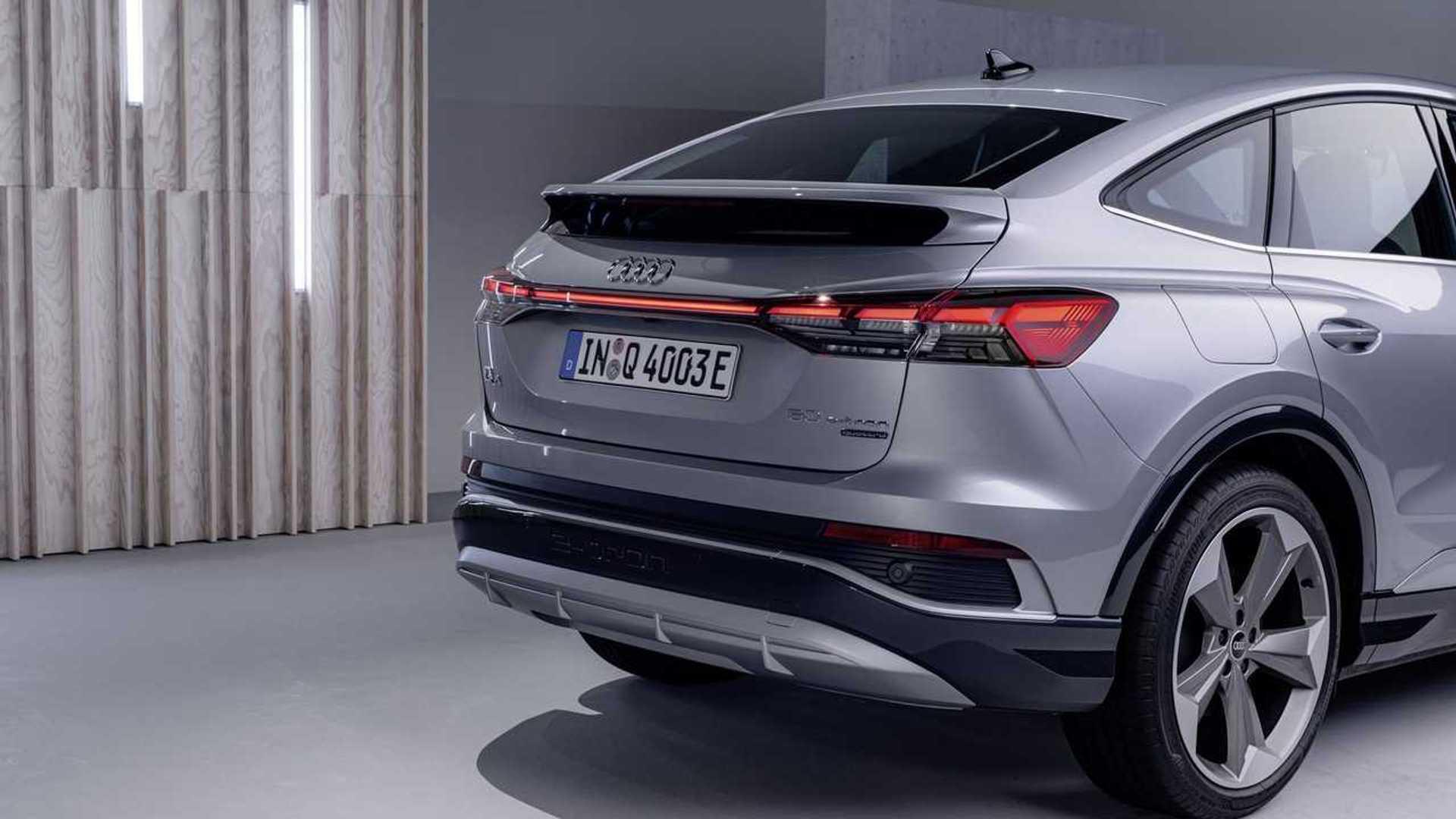 Официально: Audi прекратит производство машин с ДВС в 2032 году