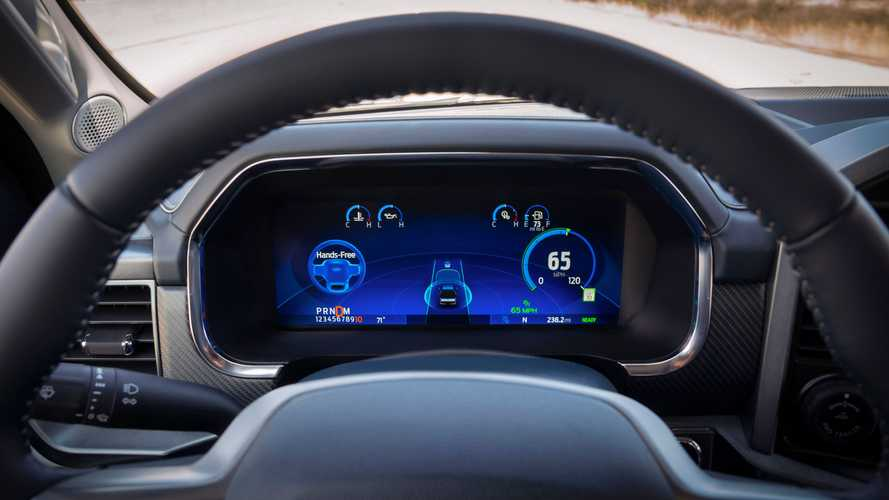 GM Sues Ford Over BlueCruise Name For Hands-Free Driving Tech