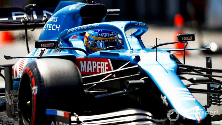 Alonso: Unfair that F1 drivers causing red flags keep grid spots