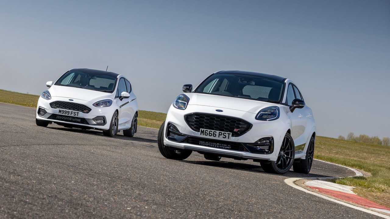 Ford Puma ST, Fiesta ST Upgrades By Mountune