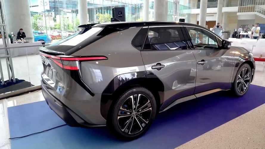 Toyota planeja atingir a neutralidade de carbono em 2035