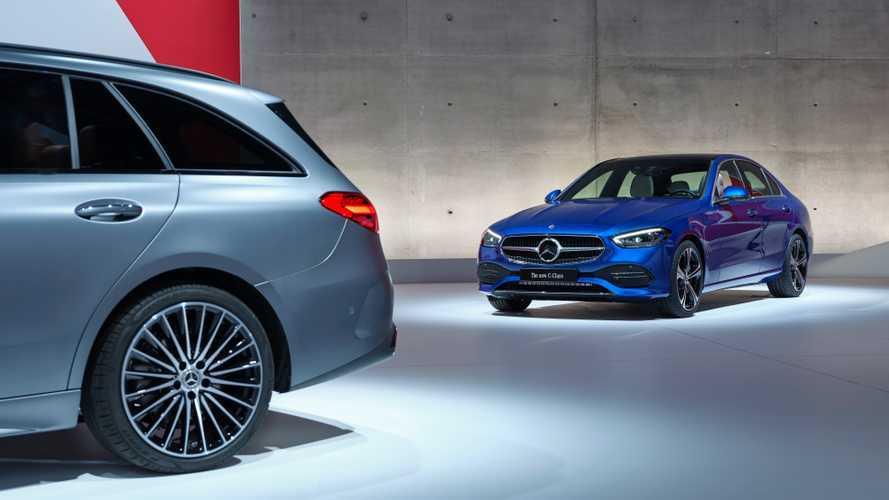 Mercedes C-Klasse (2021): Das kostet die Neuauflage