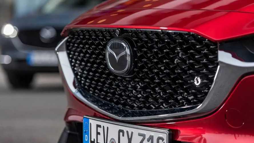 Mazda confirma dos futuros SUV: CX-60 y CX-80