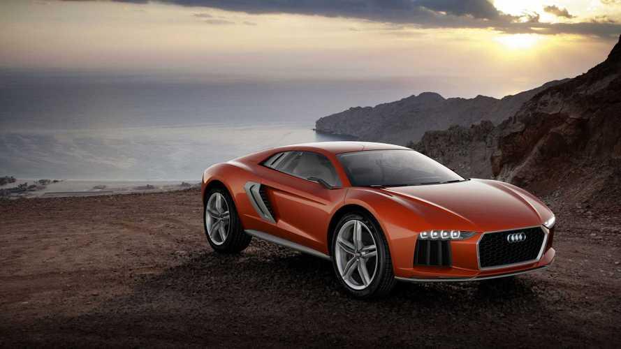 Vergessene Studien: Audi Nanuk quattro (2013)