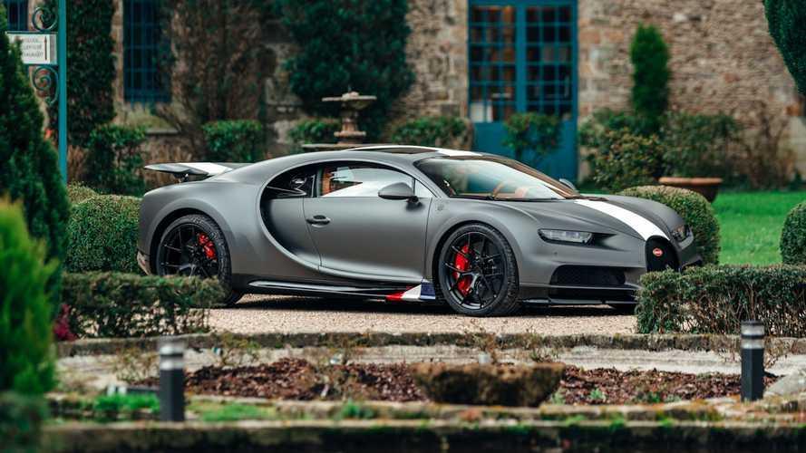 Bugatti Chiron Sport And Pur Sport Paris Test Drive