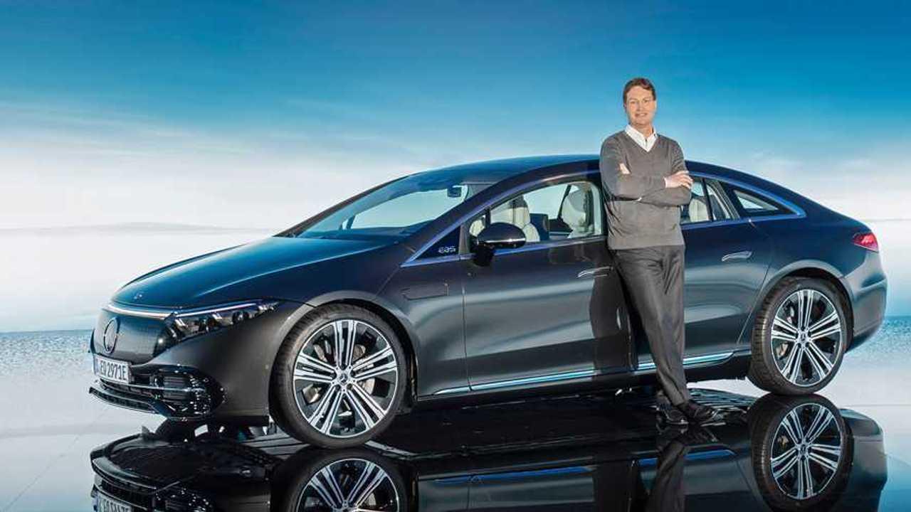 Mercedes-Chef Ola Källenius will die Marke auf ein eventuelles Verbrenner-Aus vorbereiten