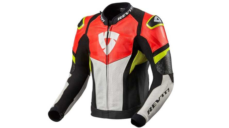 REV'IT's Hyperspeed Air Jacket: Track Style For The Street
