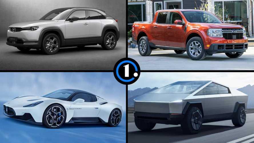Названы номинанты конкурса лучших автомобилей Северной Америки