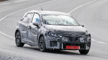Renault Clio V en photos espion